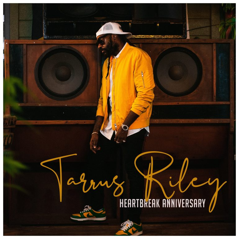 Tarrus Riley - Heartbreak Anniversary!