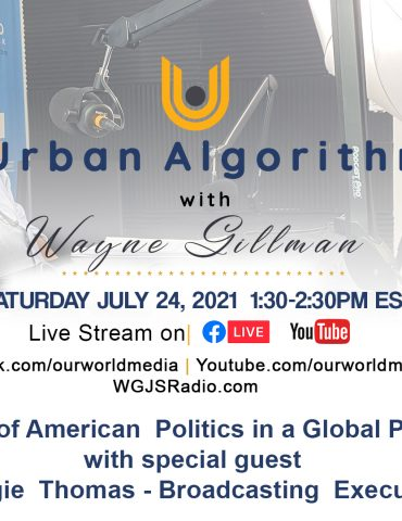 The state of American Politics with host Wayne Gillman