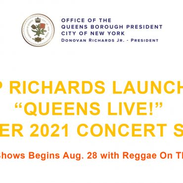 QueensBP Summer 2021 concert